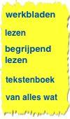 Werkbladen begrijpend lezen groep 3 Heel veel cito gerichte WB !!