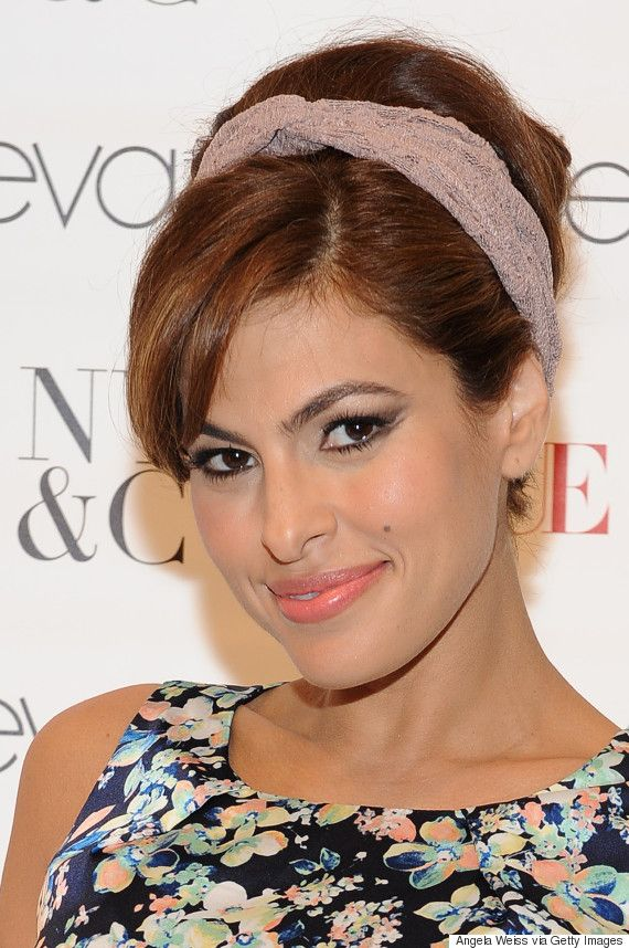 Eva Mendes' #tbt is crazy adorable