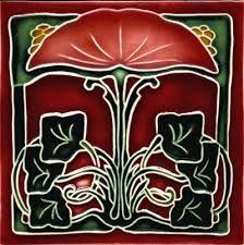 art nouveau tiles nz -