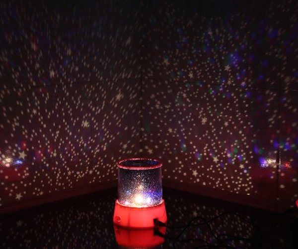 Illuminate your room with multicolored LED light effects by using the Night Stars Bedroom L&. | Gadget Flowu0027s Coolest Products | Pinterest | Star bedroom ... & Illuminate your room with multicolored LED light effects by using ... azcodes.com