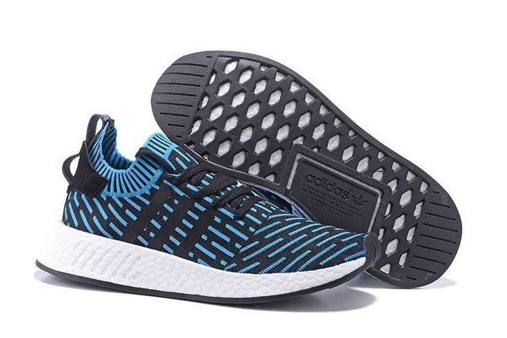 Adidas NMD R2 Men's Running Shoes Copa Black
