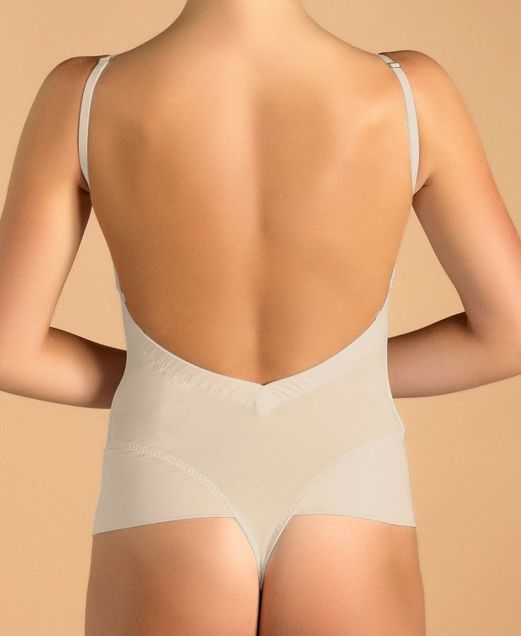 New Miracle Backless Body DD-G Cup 0140 Ultimo Backless Body ...