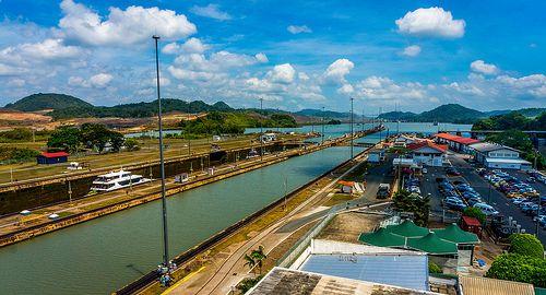 """Panama canal"" vía @Gаme of light"
