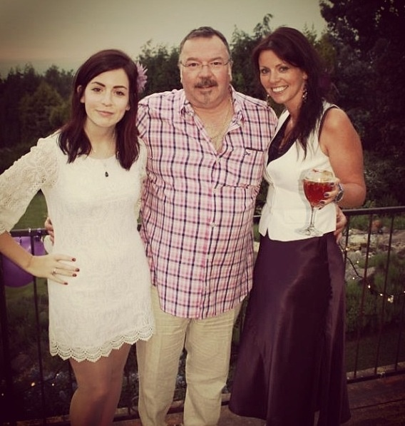 Gemma, Harry's Step Dad And Anne