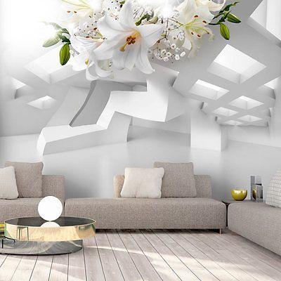 10 besten 3d tapeten mit extremer tiefenwirkung bilder auf. Black Bedroom Furniture Sets. Home Design Ideas