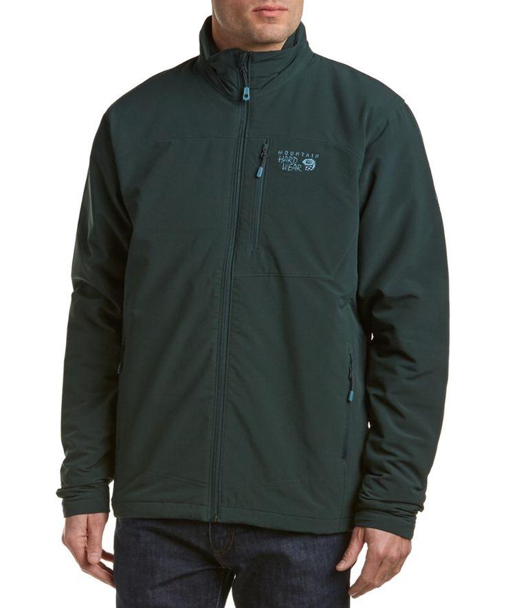 MOUNTAIN HARDWEAR Mountain Hardwear Superconductor Jacket. #mountainhardwear #cloth #
