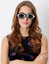 Blue Eye Spy Sunglasses