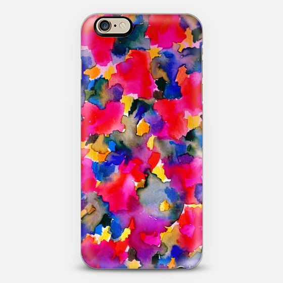 """""""COLOR ME FLORAL 1"""" by Artist Julia Di Sano, Ebi Emporium on #Casetify @Casetify, #colorful #fineart #abstract #love #garden #summer #romance #pattern #pink #painting #watercolor #floral #flowers #pink #fuchsia #blue #boldcolors #whimsical #iPhone #cellphone #phonecase #tech #device #case #cover Get $10 off using code: 5K7VFT"""