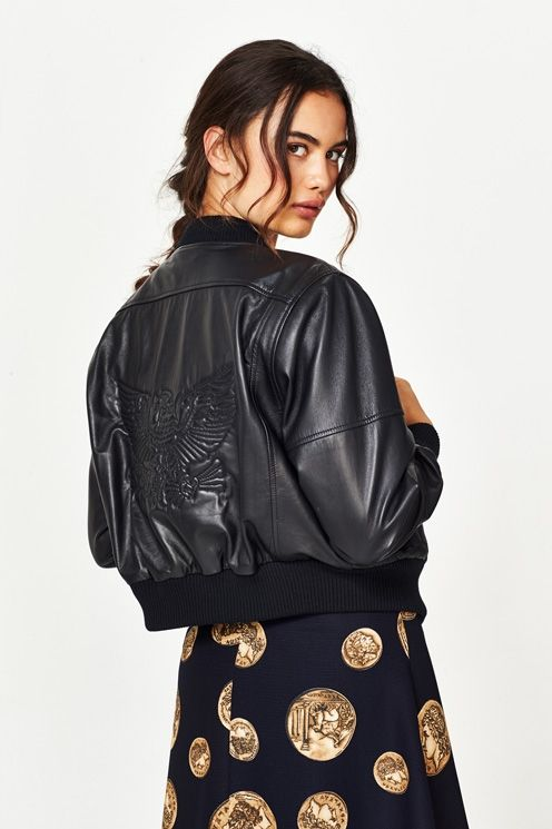 LOVE BOMB JACKET - QUILTING ME SOFTLY COOPER WINTER 2015 : Cooper-New In : Trelise Cooper Online