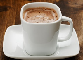 Ravinder's Best Ever Hot Chocolate - created by Ravinder Bhogal, we challenge you not to love this one! (click image for recipe)