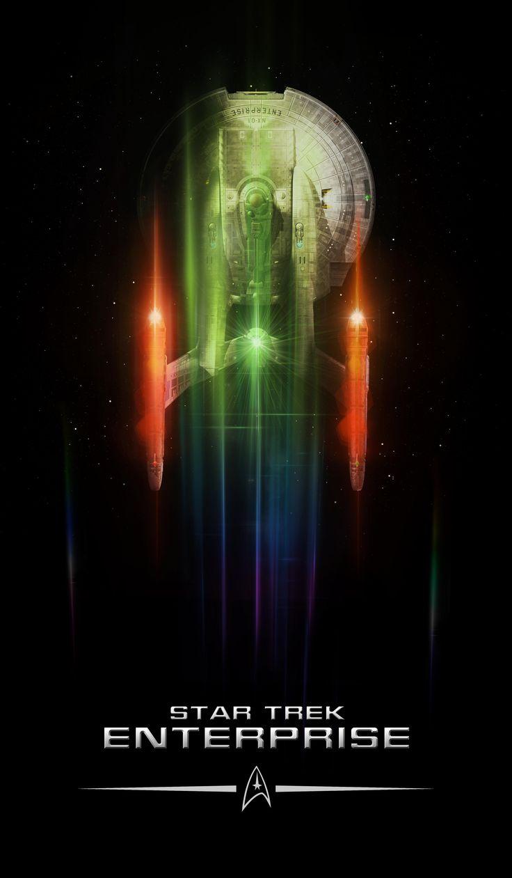 Star Trek: Enterprise, by Lewis Niven