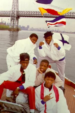 """Ten Reasons Why We Love New Edition and Bell Biv DeVoe: 1984 - """"Mr. Telephone Man"""" by New Edition"""