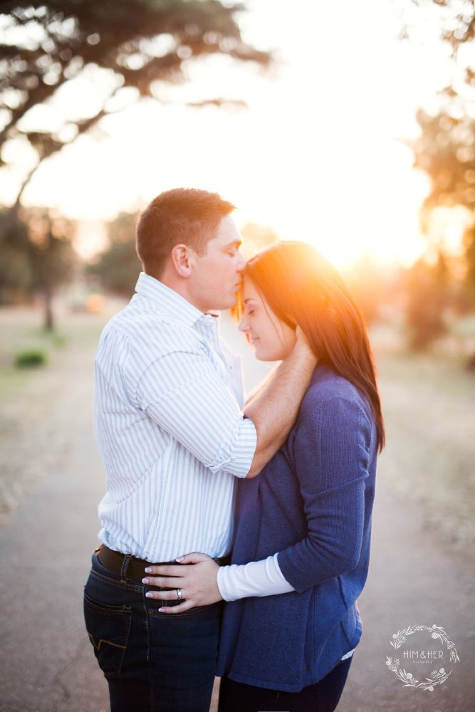 Beautiful African sunset, engagement shoot. www.himandherpictures.co.za