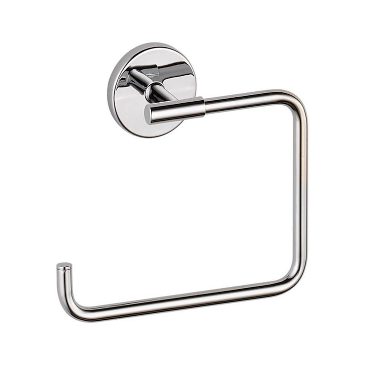 759460 Trinsic Towel Ring : Bath Products : Delta Faucet