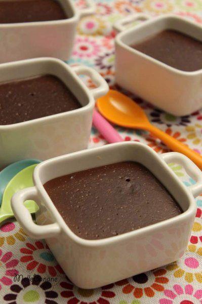Presque yaourt au chocolat