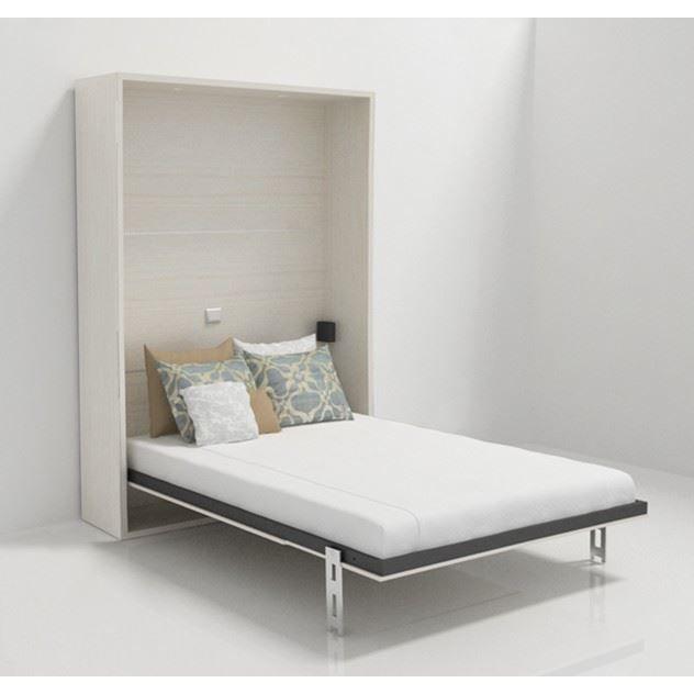 lit armoire pas cher armoire lit escamotable stone 2 p chene blanc achat vente