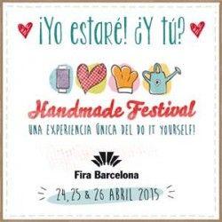 #Barcelona #HandMade Festival ^_^ http://www.pintalabios.info/es/eventos-moda/view/es/1975 #ESP #Evento #Mercado