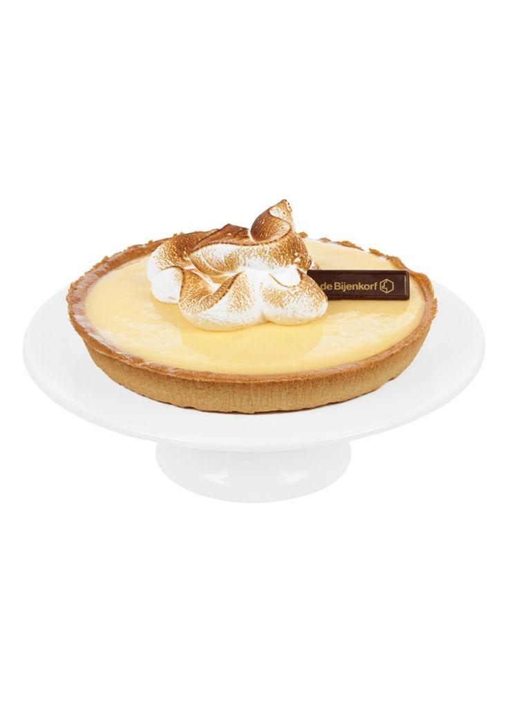 de Bijenkorf Citroen meringue taart • de Bijenkorf