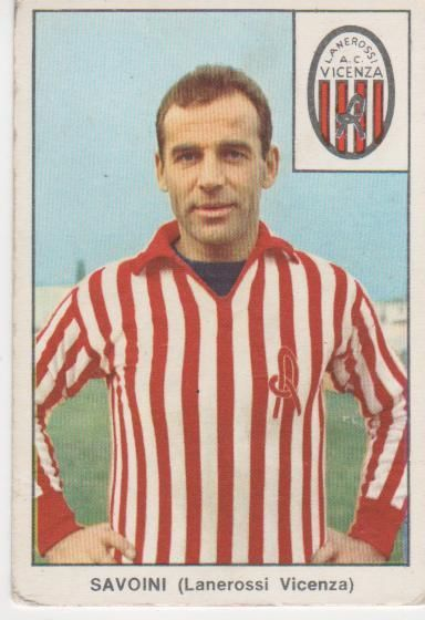1957 Giulo Savoini - Lanerossi Vicenza