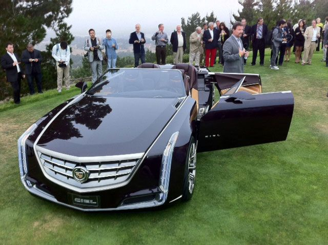 31 best cadillac ciel images on Pinterest  Cadillac Cars and