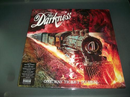 The Darkness - One Way Ticket To HellThe Dark, Vinyls Records
