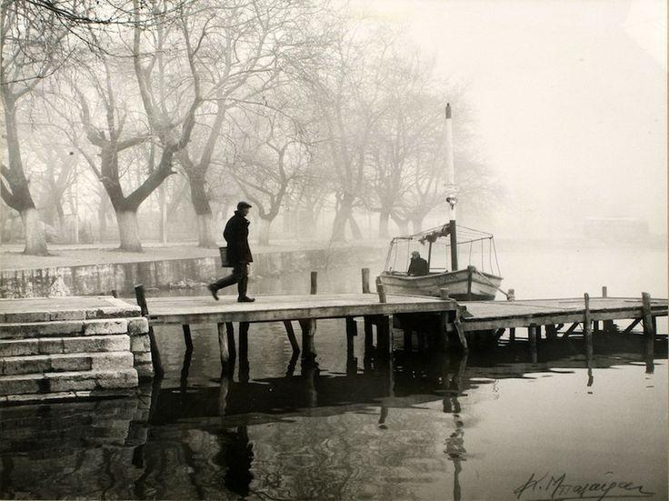 Λίμνη Ιωαννίνων, 1965