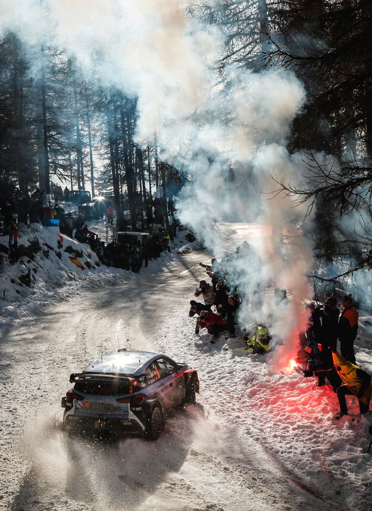 Thierry Neuville / Nicolas Gilsoul Rallye Monte Carlo 2016