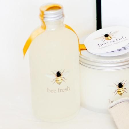 Bee Fresh Toner from Local Works Marketplace at WREN
