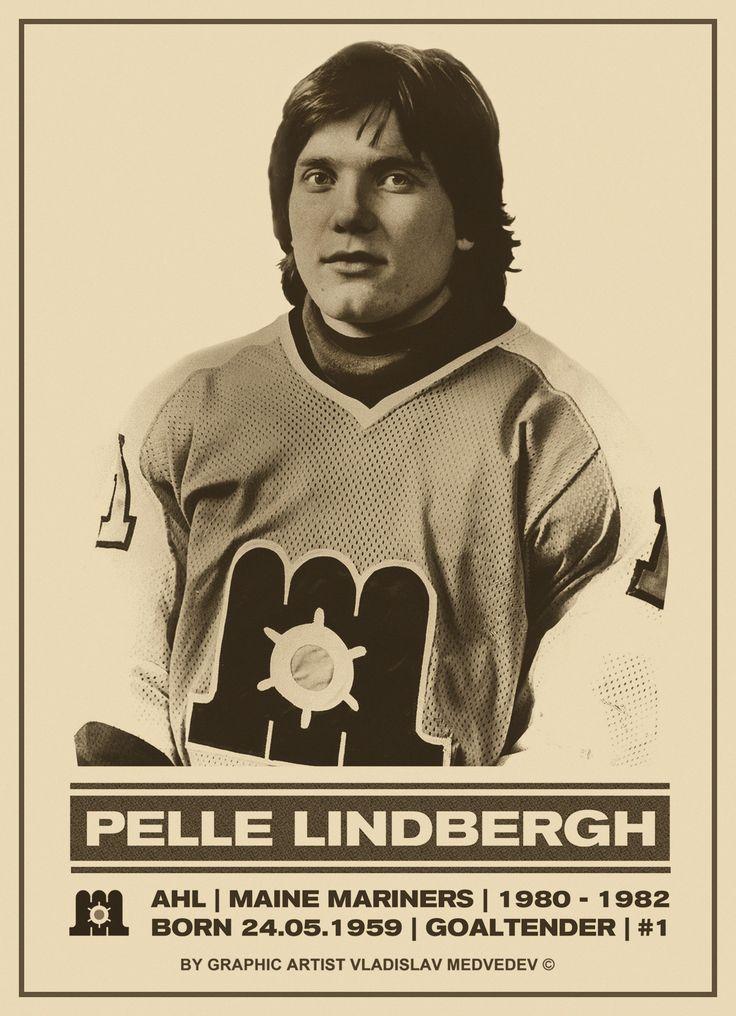 Pelle Lindbergh #хоккей #швеция #НХЛ #вратарь #голкипер #goalie #goaltender #sweden #icehockey #NHL #philadelphiaflyers