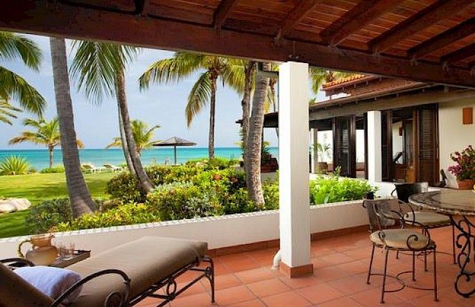 Sunflower Villa at Jumby Bay --Pond Bay / Jumby Bay #LuxuryTravel www.lujure.ca