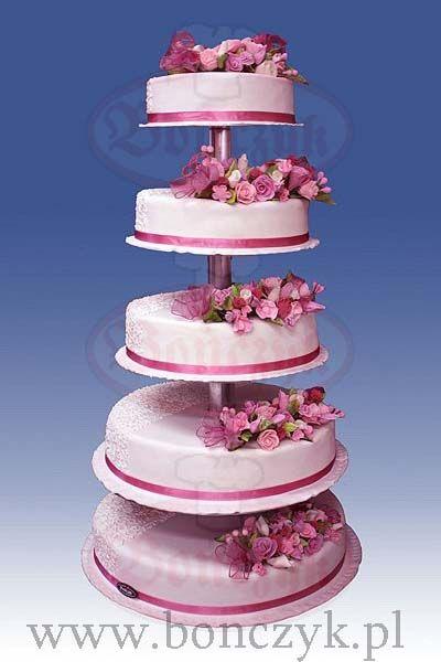 Kupić torty weselne