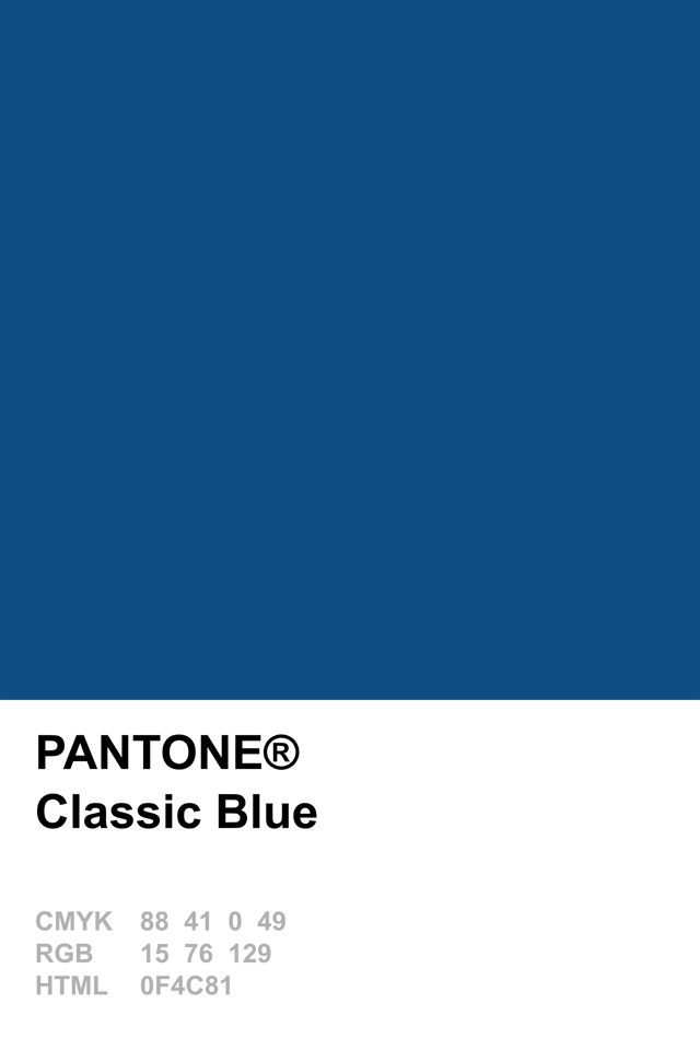 17 Best ideas about Pantone Blue on Pinterest | Pantone, Deep blue ...