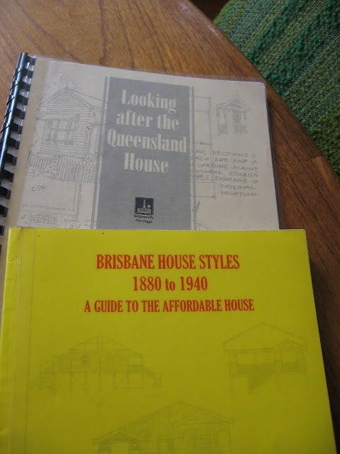 Looking after the Queensland House