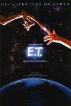 E.T.: The Extra-Terrestrial (1982) ~ Henry Thomas, Drew Barrymore, Peter Coyote, Dee Wallace