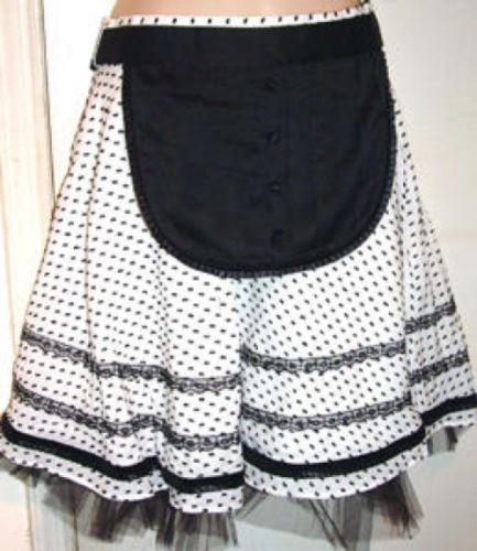 """LIP SERVICE Devil Dolls III """"Kitty Kat Lies"""" skirt #14-125"""