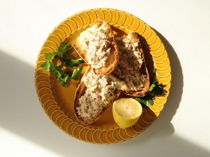 Bruschette al tonno - Chef ASDOMAR