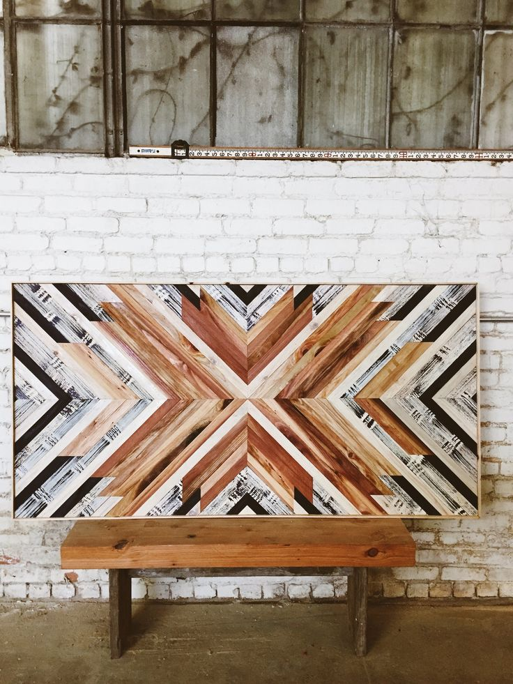 Best 25 Wood Wall Art Ideas On Pinterest Reclaimed Wood