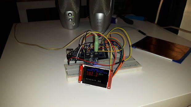 Radio Arduino Simple