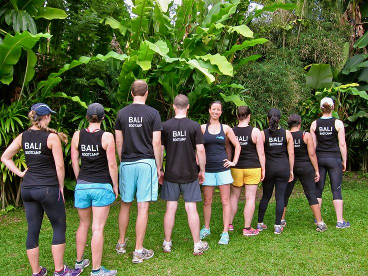 Bali Bootcamp - Great group shot of last years trip. Next Bali Bootcamp Retreat with Kari On Training is from June 21st-26th. Go to KariOnTraining.com.au for more details
