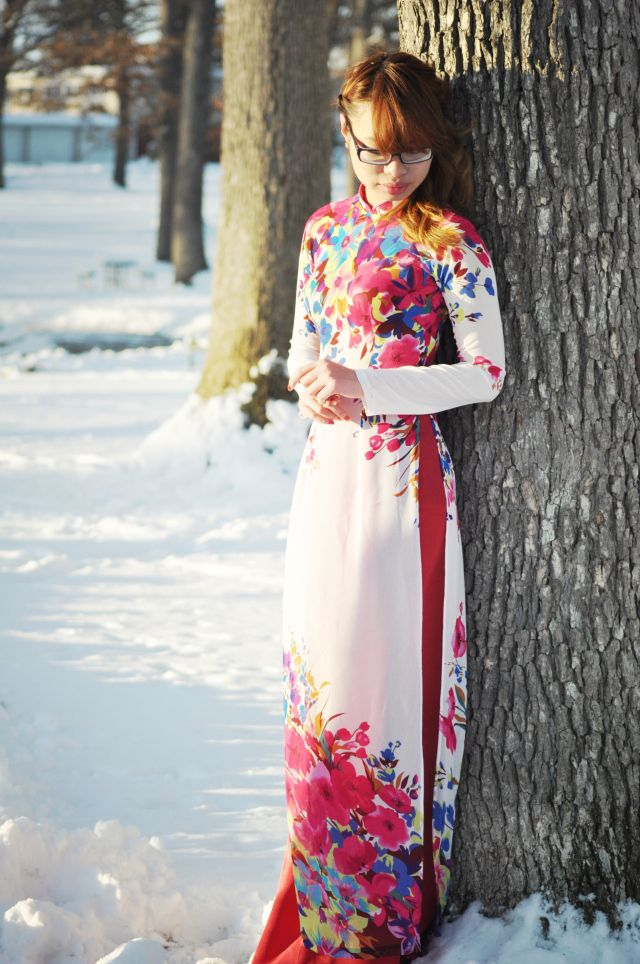New The Traditional 39Ao Dai39 Are Often Worn By Vietnamese Women On Specia