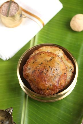 Neyyappam is Kerala Special Dessert made with rice flour and jaggery .