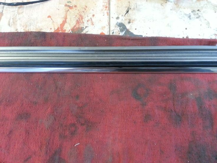 Sill trim rubber