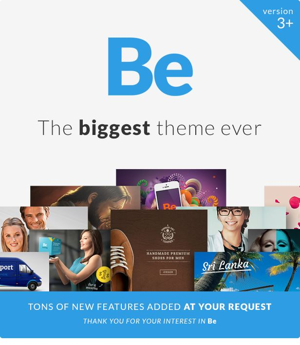 WordPress - BeTheme - Responsive Multi-Purpose WordPress Theme | ThemeForest
