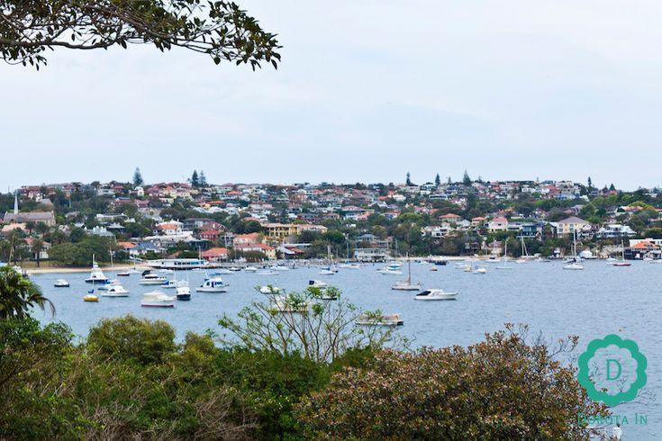Watsons Bay - najdroższa dzielnica w Sydney.  #travel #podróże #australia #sydney