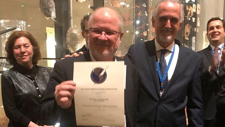 Periodista Gerardo Reyes ganó premio Periodismo en profundidad en la SIP 2017 - LaRepública.pe