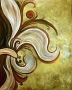 Fleur De Lis Paintings