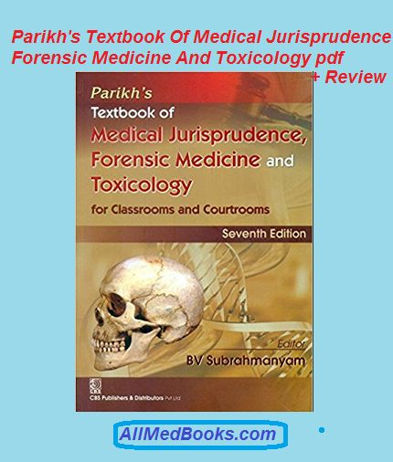 Modi Textbook Medical Jurisprudence And Toxicology Ebook