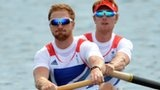 George Nash and Will Satch, Bronze for rowing