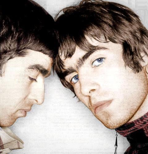 Gallagher brothers - Oasis