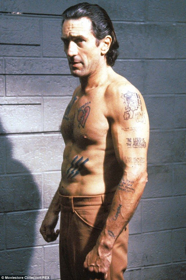 Cape Fear: As Cady, Robert De Niro famously said, 'there isn't much to do in prison except desecrate your flesh'